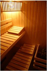 Hotel Platan Szekesfehervar, Szekesfehervar, Finnish sauna
