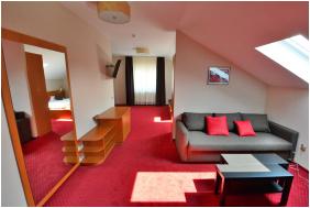 Hotel Platan Szekesfehervar, Triple room
