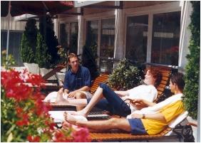 Bar Terrace, Hunguest Hotel Repce, Buk, Bukfurdo
