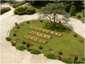 Belső kert - Hunguest Hotel Répce