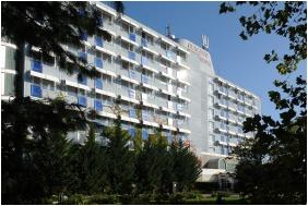 Hunguest Hotel Répce, Épület