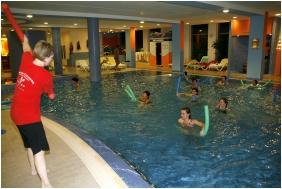 Hunguest Hotel Répce Gold, Aqua fitness