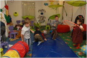 Hunguest Hotel Répce Gold, Játszószoba gyerekeknek