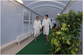 Corridor - Hunguest Hotel Repce Gold