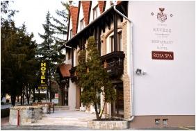 Révész Hotel, Restaurant & Rosa Spa, Exterior view