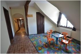 Corridor, Révész Hotel, Restaurant & Rosa Spa, Gyor