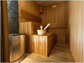 Révész Hotel, Restaurant & Rosa Spa, Gyor, Finnish sauna