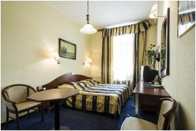 Camera matrimoniala, Hotel Romantik, Eger