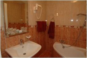 Hotel Romantik - Eger, Superior bathroom