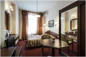 Romantik Hotel, szobabelső
