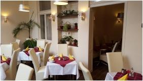 Hotel Romantik, Restaurant