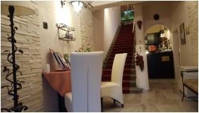 Recepci� - Romantik Hotel