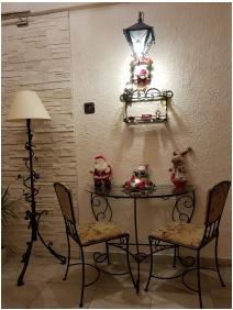 Hotel Romantik, In the winter - Eger