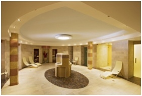 Rubin Wellness and Conference Hotel - Budapest, Wellness