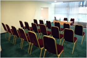 "Rubin Wellness and Conference Hotel - Budapest, Meeting room ""Nefrit"""