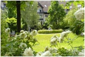Rubin Wellness and Conference Hotel, Budapest, Inner garden