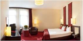 Rubin Wellness and Conference Hotel, Boedapest, Standard kamer
