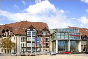 Rubin Wellness and Conference Hotel - Boedapest, Uitzicht exterieur
