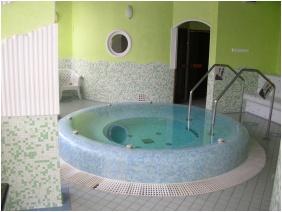 Pezsgőfürdő, Hotel Rudolf, Hajdúszoboszló
