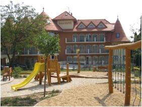 Playground, Hotel Sante, Heviz