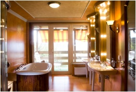 Lakosztály, Silvanus Wellness & Konferencia Hotel, Visegrád
