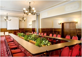 Konferenciaterem, Silvanus Wellness & Konferencia Hotel, Visegrád