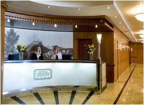 Silvanus Wellness & Konferencia Hotel, Recepció - Visegrád