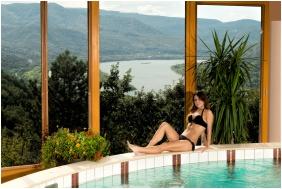 Silvanus Wellness & Konferencia Hotel, Élménymedence - Visegrád