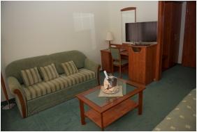 Twn room, Hotel Slver, Hajduszoboszlo