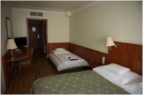 Hotel Slver, Double room wth extra bed