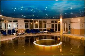 Hotel Slver, nsde pool - Hajduszoboszlo