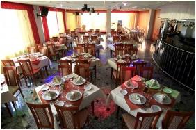 Restaurant, Hotel Slver, Hajduszoboszlo