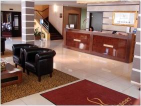 Hotel Sılver Resort, Lobby - Balatonfured
