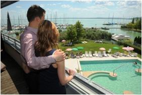Bosphorus vew, Hotel Slver Resort, Balatonfured