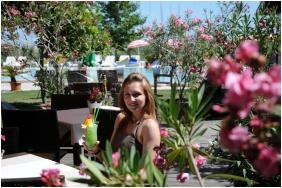 Hotel Slver Resort, Bar Terrace - Balatonfured