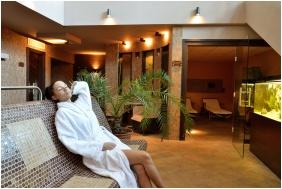 Hotel Sılver Resort, Balatonfured, Deckchaırs