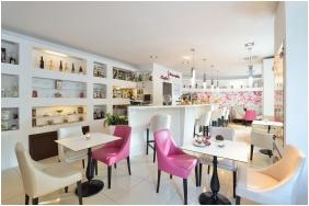 Coffee shop, Hotel Sılver Resort, Balatonfured
