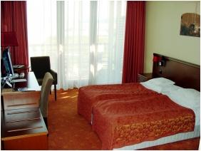 Comfort double room, Hotel Slver Resort, Balatonfured
