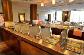 Restaurant, Hotel Sılver Resort, Balatonfured
