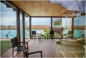 Fnnsh sauna - Hotel Slver Resort