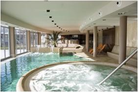 Hotel Slver Resort , Balatonfured, nsde pool