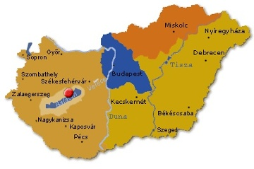 magyarország térkép balatonfüred Hotel Silverine Lake Resort   Location & map   Balatonfured magyarország térkép balatonfüred