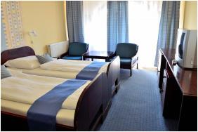 Hotel Solar, szobabelső