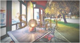 Kávézó, Hotel Solar, Nagyatád