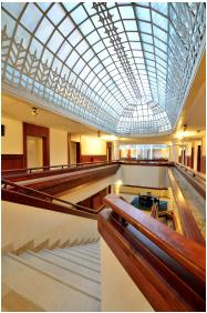 Lépcső, Hotel Solar, Nagyatád