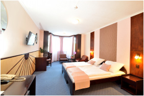 Hotel Solar, Nagyatád, szobabelső
