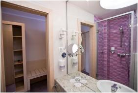 Sopron Hotel, Fürdőszoba