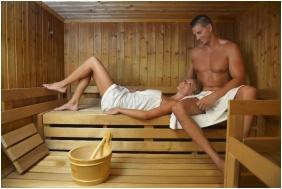 Sauna, Hotel Sopron, Sopron