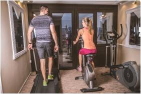 Fitness terem, Sopron Hotel, Sopron