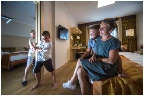 Familienzimmer - Hotel Sopron